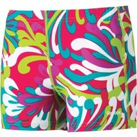 "Reebok Women's 3"" Printed Compression Shorts - Dick's Sporting Goods"