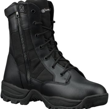 """Smith & Wesson Breach 2.0 8"""" Side-Zip Waterproof Boots"""