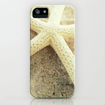 Starfish iPhone Case, iPhone 5 Case, iPhone 4 Case, Samsung Phone Case,  Phone Case, Phone Cover, Beach Photography, Nautical Phone Case