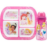 Zak! 2-Piece Princess Healthy Eating Set - Walmart.com