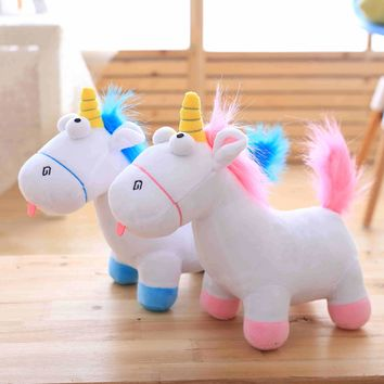 Plush Unicorn Stuffed Horse Dolls