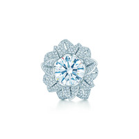 Tiffany & Co. - The Gatsby Collection:Diamond Flower Ring