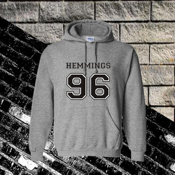 Luke Hemmings 96 Hoodie Sweatshirt SweaterShirt