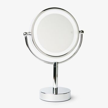 Gleam | Dual-Sided 1x/7x Magnifying Mirror*