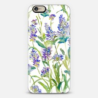 Watercolor Lavender iPhone 6 case by Pineapple Bay Studio | Casetify