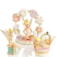 Lenox Collectible Disney Figurines, Tinker Bell Collection - Collectible Figurines - for the home - Macy's