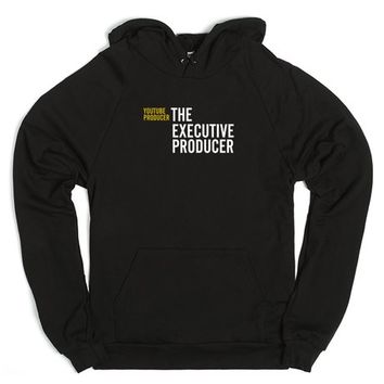 The Executive producer Youtube Producer hoodie