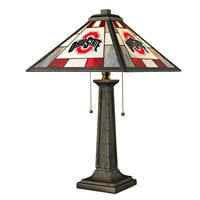 Ohio State Buckeyes NCAA Tiffany Desk Lamp