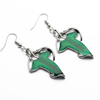 Jewelry Shiny Stylish Gift New Arrival Hot Sale Leaf Fashion Accessory Earring Ring [6573122951]