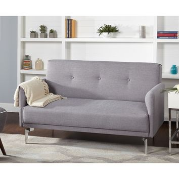 Simple Living Franco Love Seat | Overstock.com Shopping - The Best Deals on Sofas & Loveseats