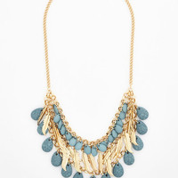 Nautical For Feather and Ever Necklace by ModCloth