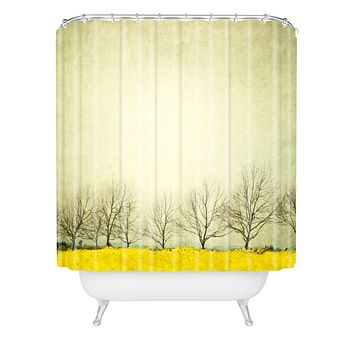 Shannon Clark Change Of Season Shower Curtain