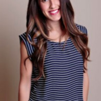 Salute Your Stripes Top