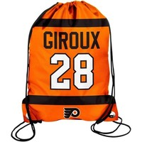 Claude Giroux Philadelphia Flyers Player Drawstring Backpack - Orange