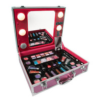 Tm Totally Me Deluxe Mp3 Cosmetic Case with Light-up Vanity & Speakers - PINK