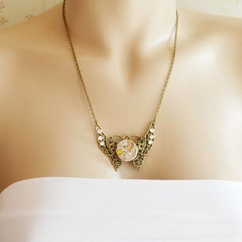 treasures copy necklace of little picture timeless fairy clockwork the