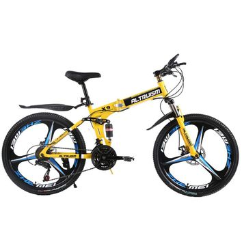 ALTRUISM X9 Pro Mountain Bike 24 Speed Cycling Bicycle