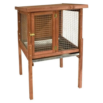 Ware Small Heavy Duty Rabbit Hutch W-01500