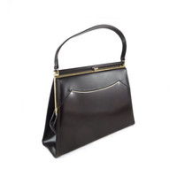 Brown Naturalizer handbag