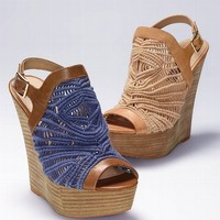 Jacks Wedge Sandal - Steven by Steve Madden - Victoria's Secret
