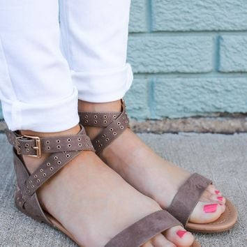 Cinnamon Beach Sandals