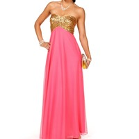 Sale-lanza-homecoming Dress