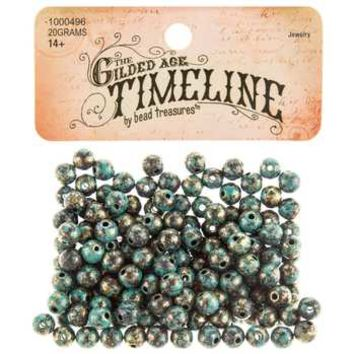 Antiqued Round Bead Mix | Hobby Lobby | 1000496