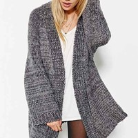 UNIF Cozy Open-Front Cardigan