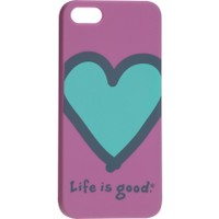 Life is good Jake Face iPhone 5 Case