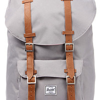 The Little America Backpack in Grey