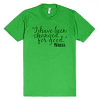 Wicked-Unisex Grass T-Shirt
