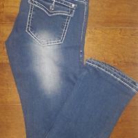 No Frills Bootcut Jean- CLOSEOUT