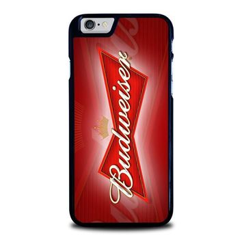budweiser iphone 6 6s case cover  number 1
