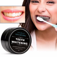 NEW Bamboo Charcoal Tooth White Powders Plaque Tartar Removal Coffee Stains Teeth Whitening Scaling Powder Oral Hygiene