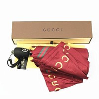 GUCCI Folding Umbrella