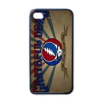 Apple iPhone Case - Grateful Dead Classic Rock Band - iPhone 4 Case | Merchanstore - Accessories on ArtFire