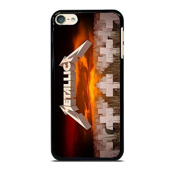 METALLICA MASTER OF PUPPETS iPod Touch 6 Case Cover