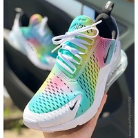Nike Air Max 270 Rainbow Sneakers