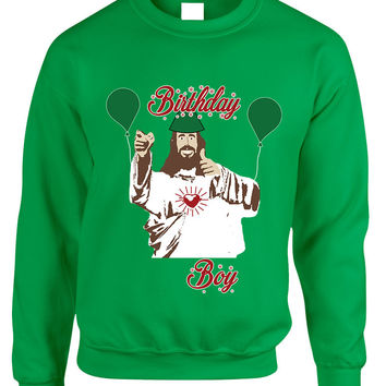 Best Ugly Christmas Sweater Jesus Products on Wanelo
