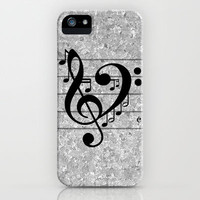 Love Music iPhone Case by Richard Casillas | Society6