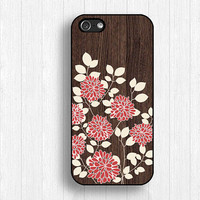 chrysanthemum case,IPhone 4 case,IPhone 4s case,flower IPhone 5s case,flower tree,IPhone 5c case,IPhone 5 case,wood flower case,FI252