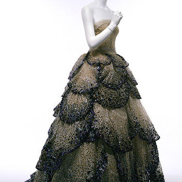 "Christian Dior: ""Junon"" dress"