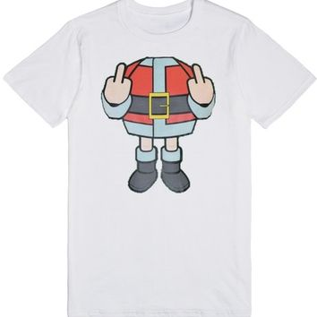 fuck you elf christmas shirt