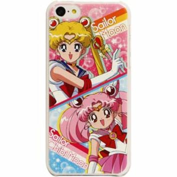Sailor Moon Phone Case ~ Sailor Moon & Sailor Chibi Moon (iPhone and Samsung Galaxy) **Preorder**
