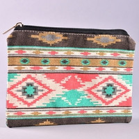 Way of the Wind Makeup Bag