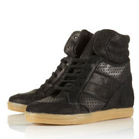 AEROBIC Wedge Heel Trainers - View All  - Shoes  - Topshop
