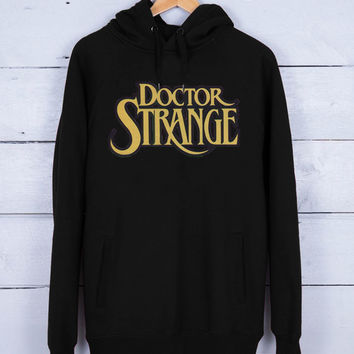 Doctor Strange art Premium Fleece Hoodie for Men and Women Unisex Adults