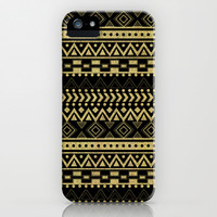 Tribal Ink iPhone & iPod Case by Louise Machado