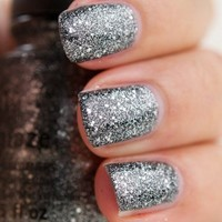 China Glaze Nail Polish Lacquer Glitters Collection Tinsel Town # 80522 14ml 0.5oz