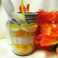 Zestie Lemon Cupcake In A Jar | Luulla
